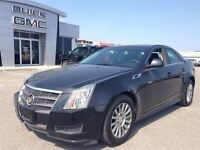 2011 Cadillac CTS 3.0L|RWD|Leather|Dual Climate|Low Kms!