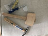 Upholstery toolkit