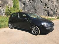 2010 fiat punto1.4 evo with low miles and full service history
