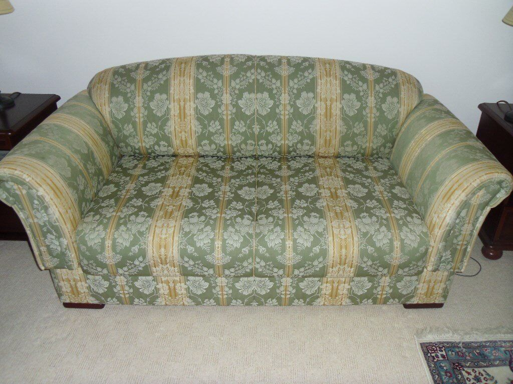 Parker Knoll Sofa Drop End Settee Sofa Bed In Woodhall