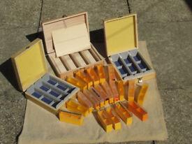35mm slide boxes