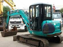 KOMATSU PC45R EXCAVATOR. BUCKETS, HYDRAULIC QUICK HITCH, GREAT MA Epping Whittlesea Area Preview