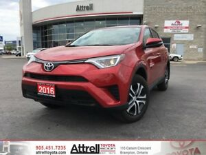 2016 Toyota RAV4 LE Air Conditioning, Cruise Control, Keyless En