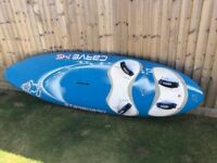 Starboard 145 litre carve with fin