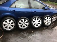 Vauxhall wheels for signum zafira vectra tires