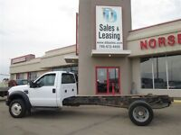 2008 Ford F-450 XL Diesel Cab & Chassis Running Boards