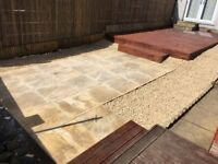 Landcape/Garden,Fencing,Decking,Slabbing,turfing, grass/hedge cutting, good prices