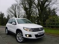 2012 VOLKSWAGEN TIGUAN DSG 4 MOTION 4WD FINANCE FROM £212