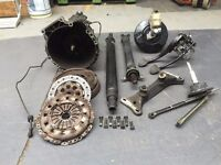 BMW E36 316i 318i 318is Manual Getrag Gearbox Conversion, DMF & Clutch, Prop Shaft - E46 - 325i 320i
