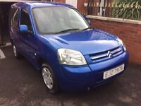 CITROEN BERLINGO MULTISPACE 1.4 FORTE PETROL (5 DOOR)