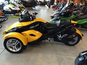 2009 Can-Am SPYDER GS SM5