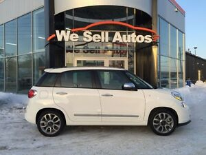 2015 Fiat 500 Lounge *BTOOTH *HTD SEATS *NAV *MOON ROOF  *CAM