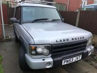 Landrover discovery 03