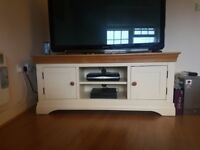 Oakland Furniture Land TV stand, coffee table and side board in Medway - offers accepted
