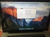 """Mac Book Pro 15"""""""