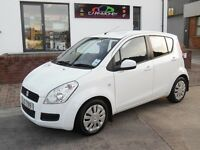 2009 SUZUKI SPLASH 1.2 GLS 5DOOR ONLY 41000 MILES MOT MINT !!!!