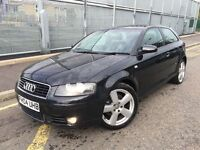 AUDI A3 SPORT T = S LINE = AUTOMATIC = DIESEL = £1990 ONLY =
