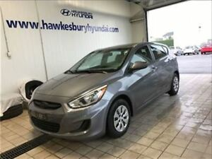 2015 Hyundai Accent L**good on gas**