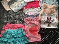 Girls bundle clothes 3-4yrs