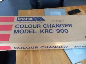 Brother KRC-900 Colour Changer