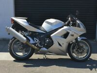 Fantastic Triumph Daytona 600 motorbike for sale! | 2003/04 | 6399 miles only!
