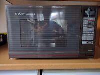 Sharp Carousel II Microwave Oven R-7780