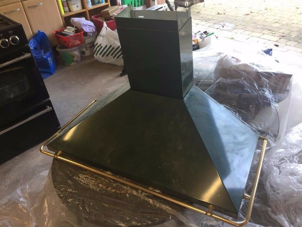 Large Green Extactor Fan/Oven Hood (£30ono/Pick Up only)