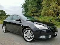 2009 Vauxhall Insignia 2.0 cdti 160bhp Exclusive Sat-Nav! only 89000 miles! FVSH! MOT'D APRIL 2015!