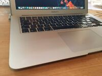 "Immaculate Apple Macbook Air 13"", i5 2.7Ghz, NEW Battery, 128Gb SSD, 4Gb Ram AMAZING"