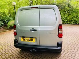 PEUGEOT PARTNER 1.6 HDI 2014 ONLY 66000 MILES FULL SERVICE RECORDS