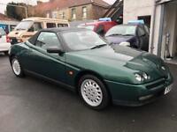1997 P Alfa Romeo 2.0 T Spark 16v *New Mot* Broad Street Motor Co
