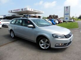 VW Passat S TDI BLUEMOTION TECHNOLOGY (silver) 2013