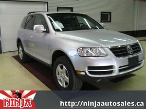 2004 Volkswagen Touareg V6 Heated Leather Sunroof