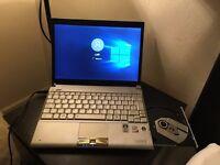 laptop toshiba portage r500