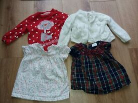 Baby girls 6-9months bundle