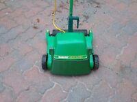 Small light weight mower