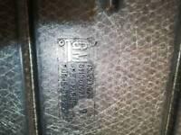 Vauxhall corsa d false boot floor /hidden storage