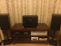 SUPERB PIONEER A-300X SET UP
