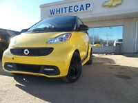 2013 smart fortwo Cityflame Edition
