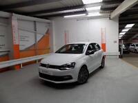 Volkswagen Polo BLUEGT DSG (white) 2017-03-22