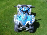 Childs electric / battery Quad bike Ideal Christmas present