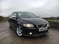 2009 Volvo S40 2.0D R Design. Finance Available