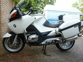 bmw rt 1200 low miles