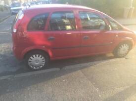 Vauxhall Mariva 1.7 tdci