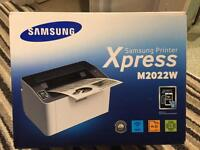Samsung Black & White Wireless Printer