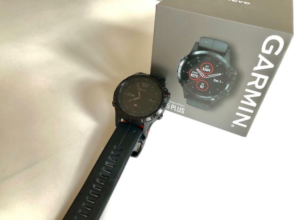 Garmin Fenix 5 Plus Sapphire Edition | in London Bridge, London | Gumtree