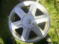 Renault Alloys x 2-16in