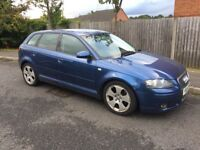 Audi A3 2.0 tdi sport 5door manual