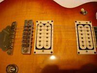 Ibanez AR100CS Artist electric guitar - Japan - '81 - Cherryburst - Gibson Les Paul homage