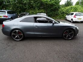 """Audi A5 Coupe end of 2012 """"20 inch"""" Beautiful Example"""